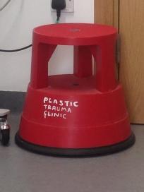 At Plastics and Trauma at Bristol