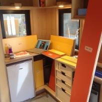 Cupboard doors arrived