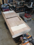 ….. ready for doors to be fitted